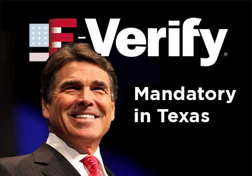 E-Verify Now Mandatory In This State