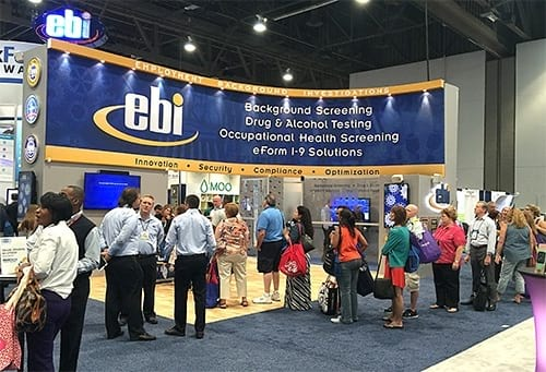 EBI Screening News Network Makes A Splash At SHRM