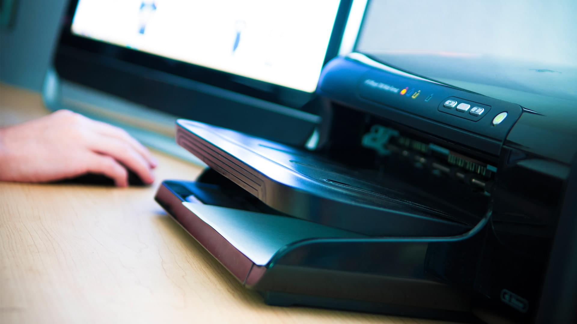 Is Your Printer Putting your Secure Network at Risk?