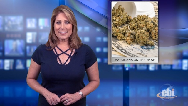 Legislative Alert: Pot on the NYSE   GDPR Lawsuits   Philly Salary Ban   Opioids in Seafood [Video]