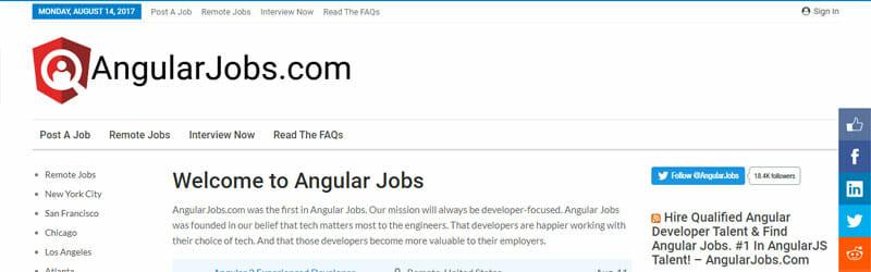 Angular-Jobs