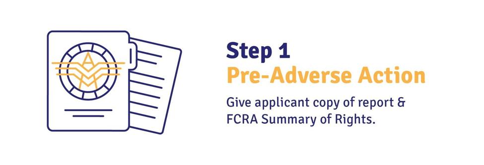 Pre-Adverse Action Letter