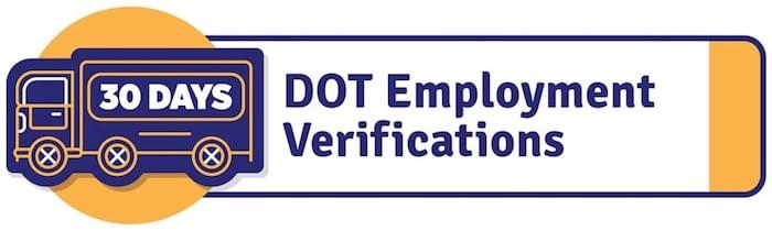 How Long - DOT Verifications