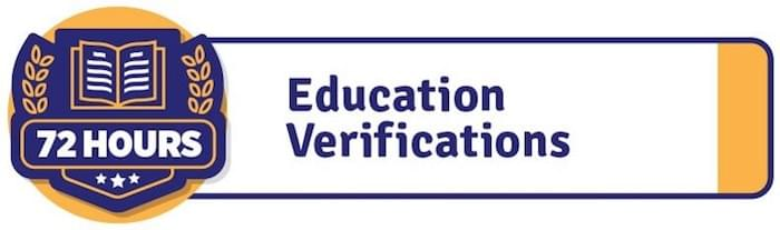 How Long - Education Verifications