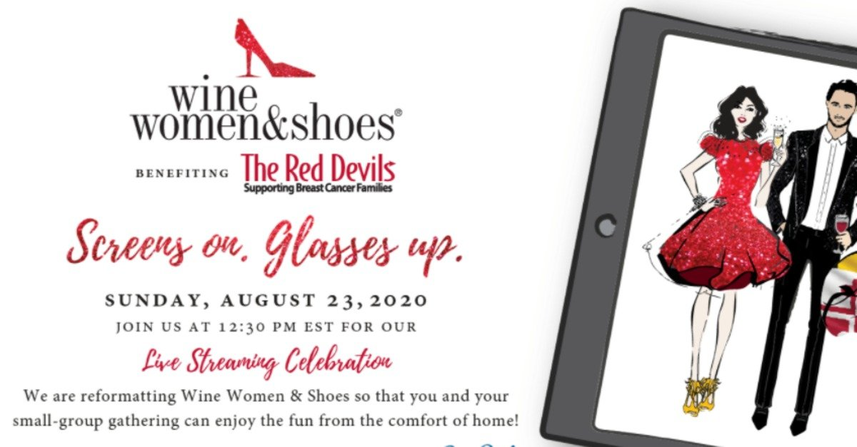 EBI Honors Employees' Fight Against Breast Cancer by Supporting Wine, Women & Shoes