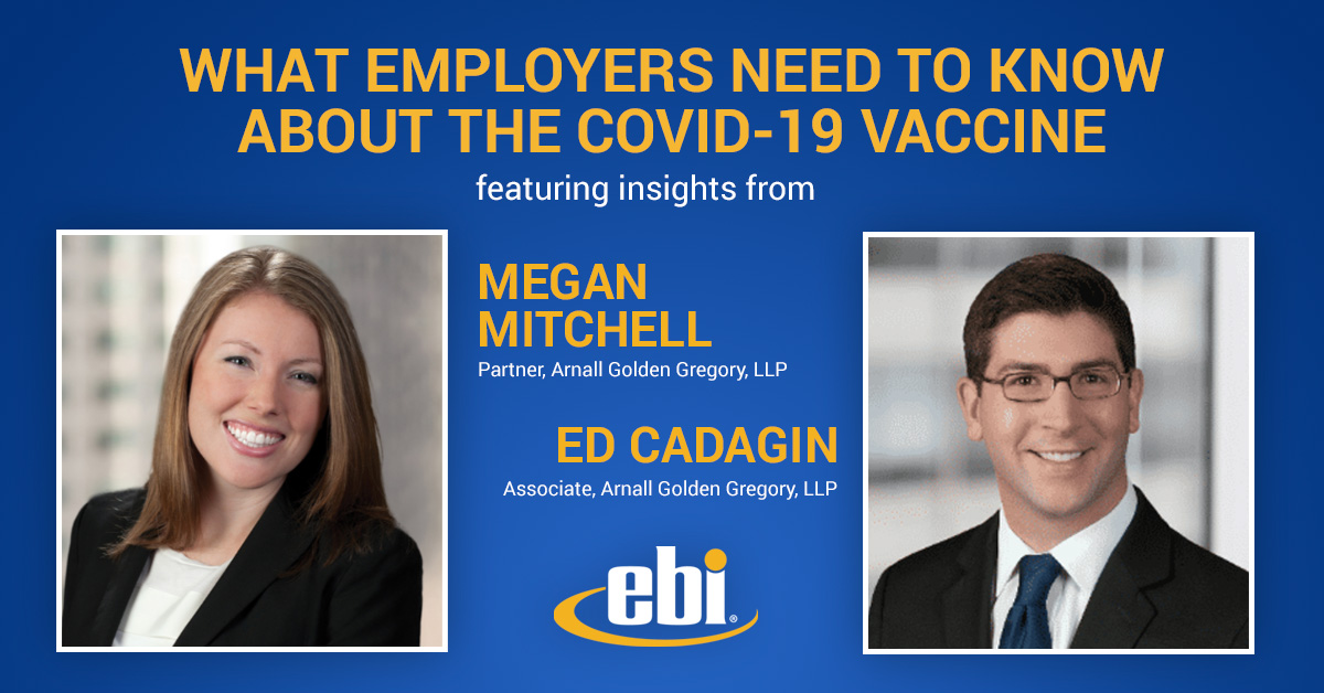 What Employers Need to Know About The COVID-19 Vaccine